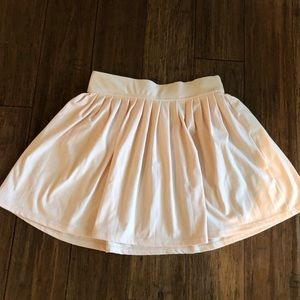 Kate Spade Light Pink Skater Skirt